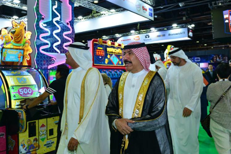 阿聯酋迪拜主題公園景觀展覽會DEAL