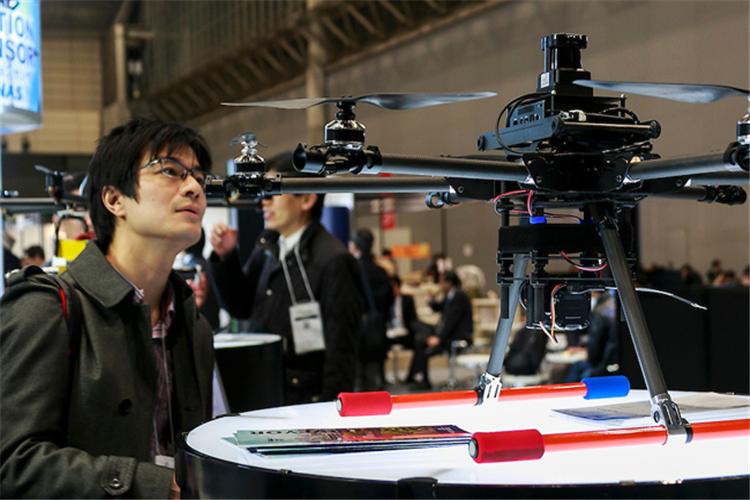 2020年日本东京无人机展览会将推迟举办