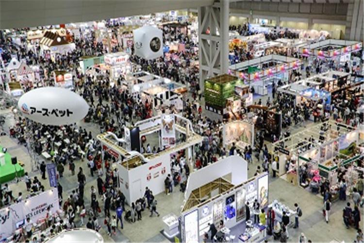2020年日本东京宠物用品展览会宣布取消