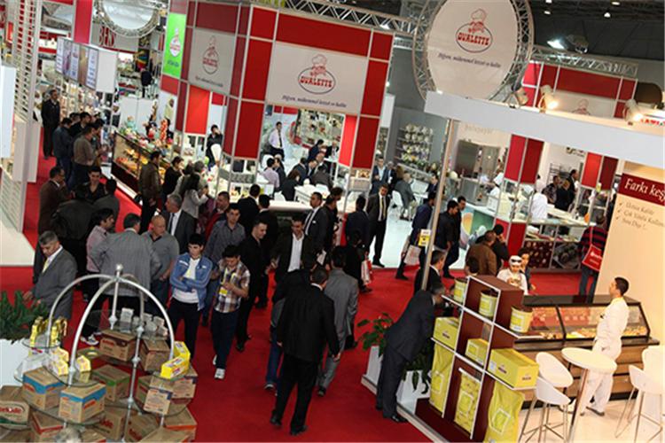 土耳其伊斯坦布尔烘焙及冰淇淋展览会亮点有哪些?