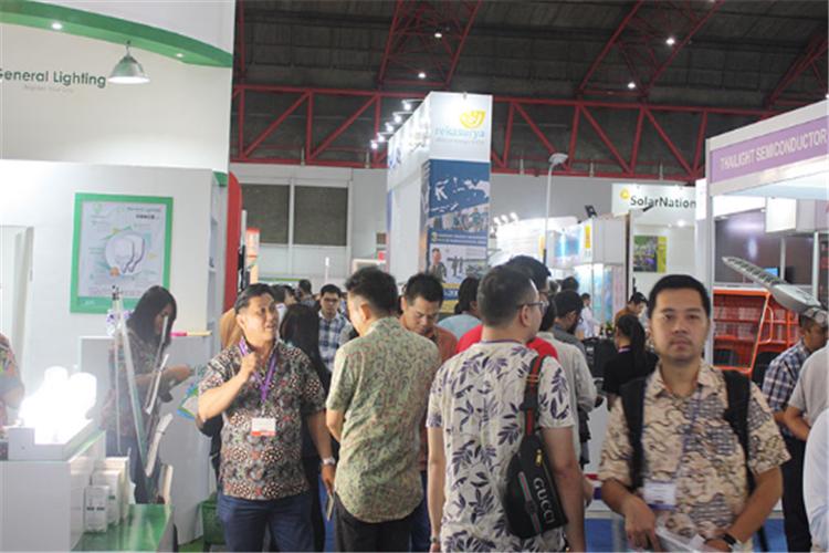 印尼雅加达照明展览会延期至8月26-28日