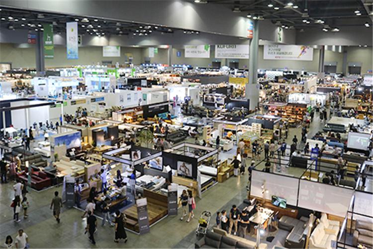 韩国首尔家具及木工机械展览会KOFURN