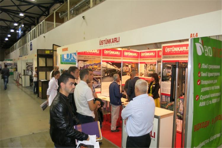 为什么选择乌克兰基辅家具及木业机械展览会?