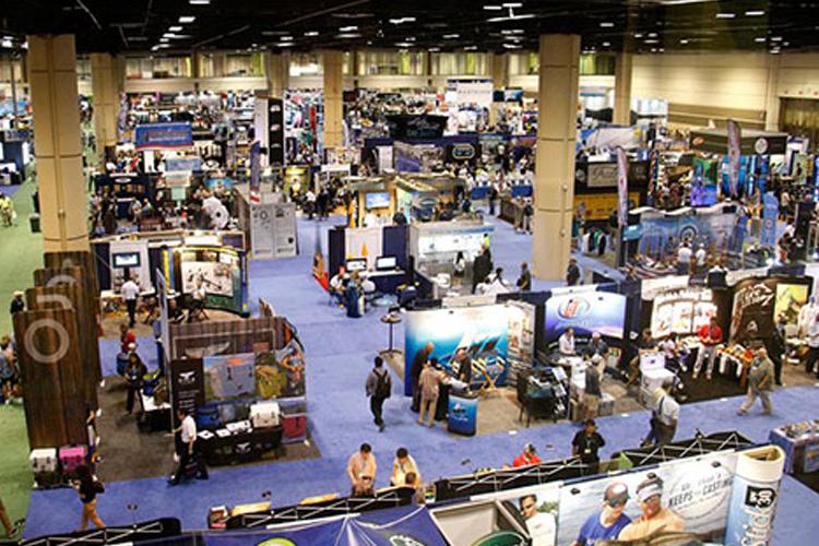 美国奥兰多钓具贸易展览会ICAST