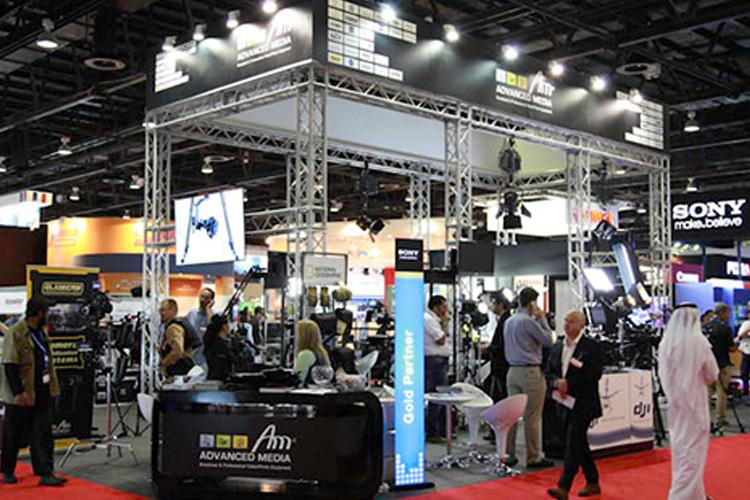 阿联酋迪拜广播电视及卫星设备展览会延期至10月26-28日