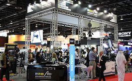 阿聯酋迪拜廣播電視及衛星設備展覽會延期至10月26-28日