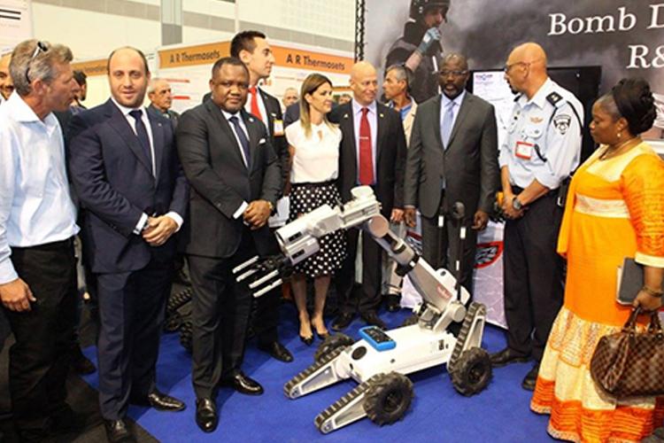 约旦安曼防务军警展览会SOFEX延期举办