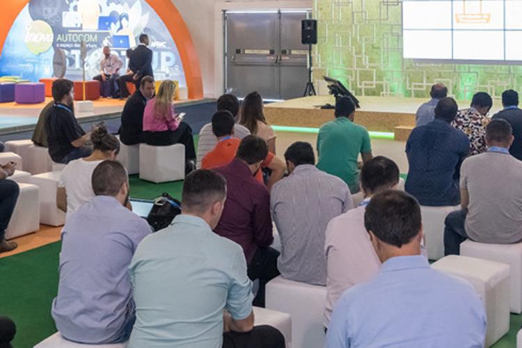 巴西圣保罗零售自动化展览会包括哪些展品?