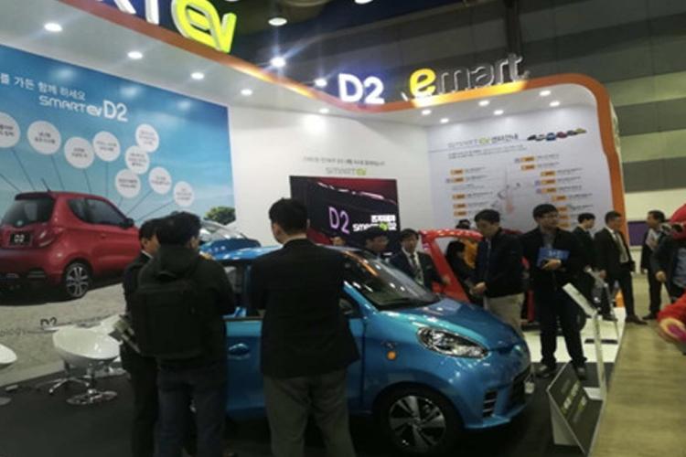 2020年韩国首尔新能源车展览会宣布延期