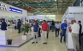 烏茲別克斯坦塔什干農業展覽會包括哪些展品?