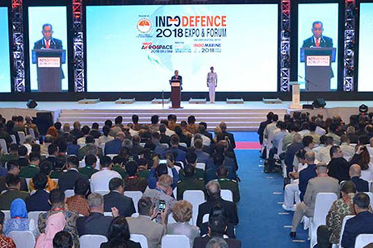哪些行业可以参加印尼雅加达军警防务展览会?