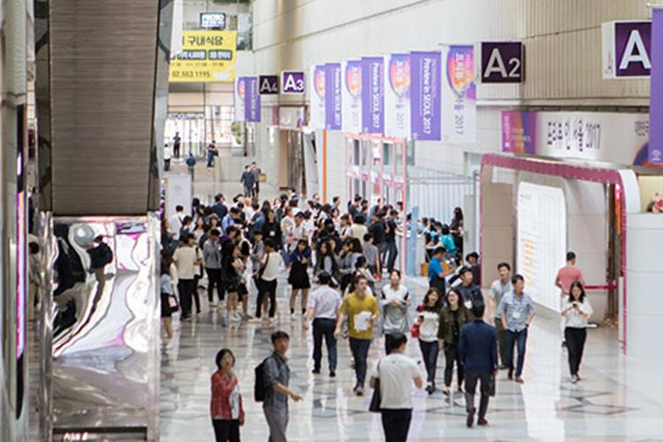 韩国首尔服装展览会包括哪些展品?