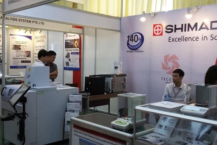越南河内电子元器件材料及生产设备展览会规模有多大?