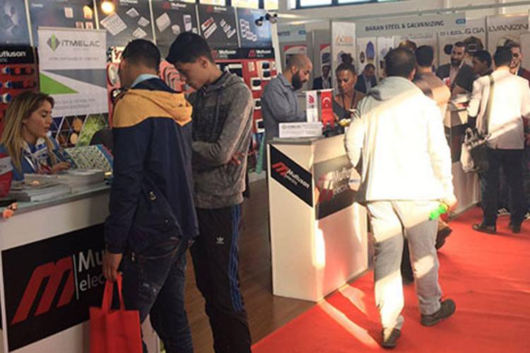哪些行业可以参加阿尔及利亚电力展览会?