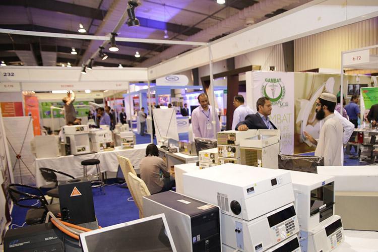 哪些行业可以参加巴基斯坦卡拉奇制药展览会?