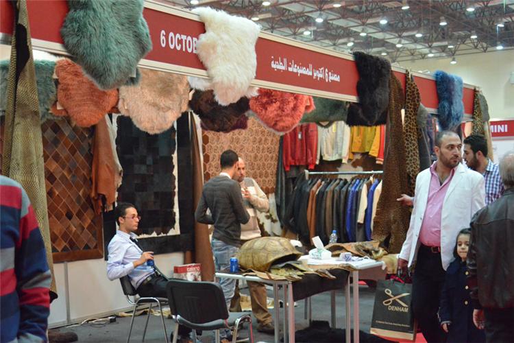好消息!三月埃及皮革展中國參展企業可無條件延期至十月!