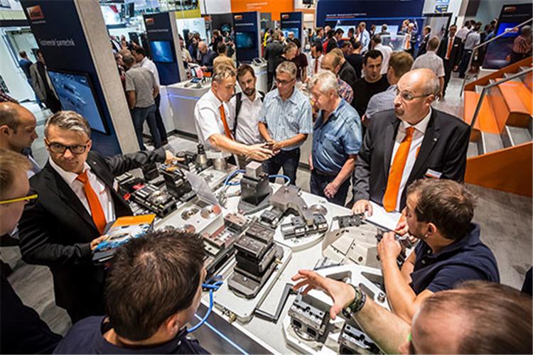 德国斯图加特焊接展览会规模有多大?