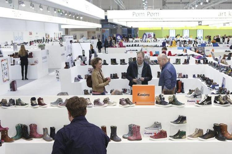 德国杜塞尔多夫秋季鞋展包括哪些展品?