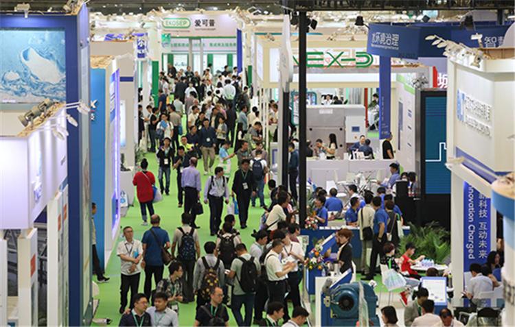 第21届中国环博会延期至6月,移师上海虹桥