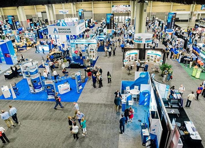 哪些行业可以参加美国波特兰水利电力展览会?