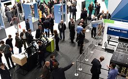 德国汉诺威金属板材加工技术展览会规模有多大?