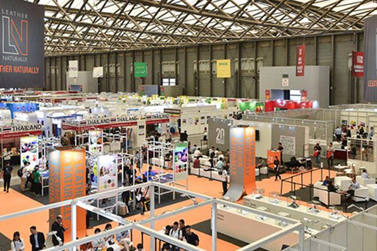 上海國際皮革展覽會包括哪些展品?