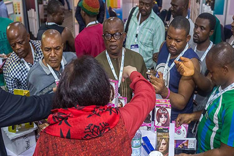 哪些行业可以参加尼日利亚拉各斯美容美发展览会?