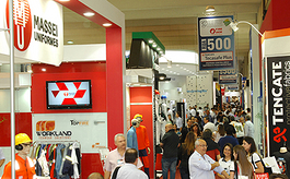 巴西圣保羅勞保展覽會FISP