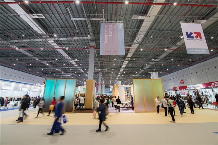 上海面辅料展将与深圳展合并于7月举行