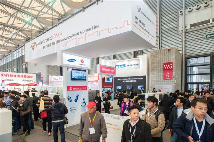 【逆市复苏】慕尼黑上海电子生产设备展78%展位已预订