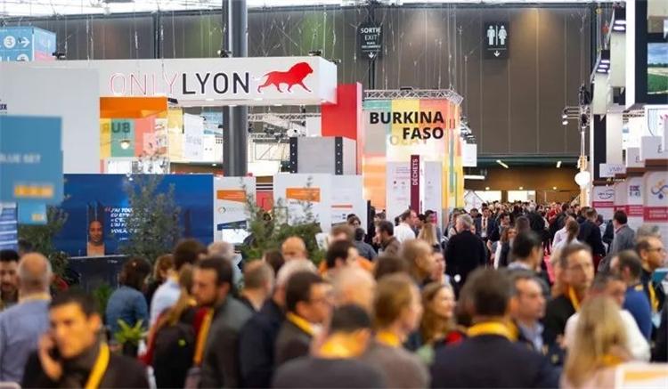 法国里昂环保展 | 推广新产品,走向国际化的专业平台