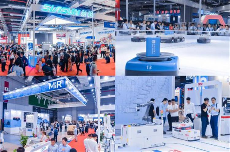 中國工博會機器人展重磅打造智慧物流專區