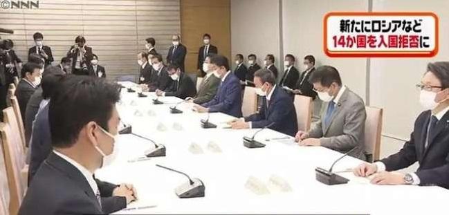 日本停发外国人签证政策延长1个月