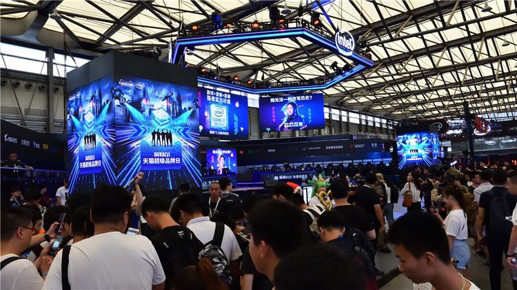 7月31日上海见!第十八届ChinaJoy将如期举办