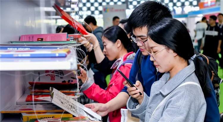 上海童書展11月舉辦,六成展位已被預定