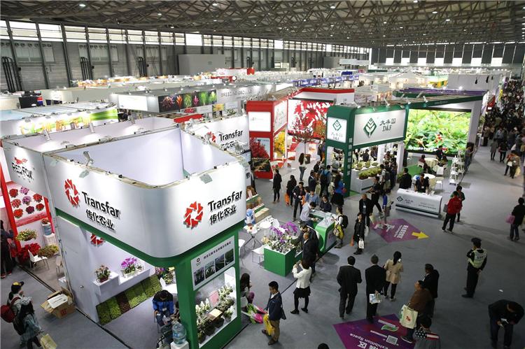 中國花卉園藝展將于明年4月回歸上海國際博覽中心