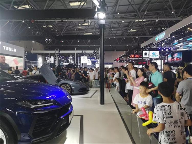 重庆车展6月开幕,预计参展品牌超过80家