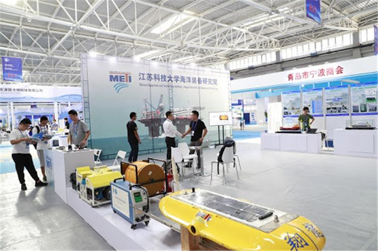青島海洋科技展啟動,海事盛會蓄勢待發!