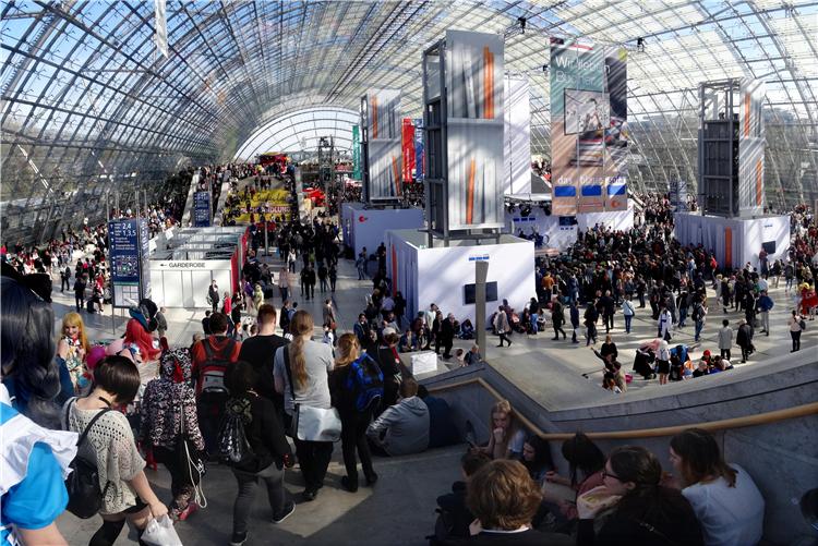 法蘭克福書展10月如期舉行,眾多活動轉至線上