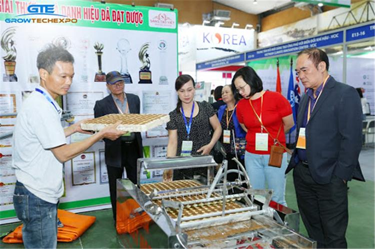 越南农机展Growtech Vietnam将于10月底举行