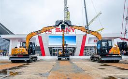 逾1500家企業明年將參加長沙工程機械展