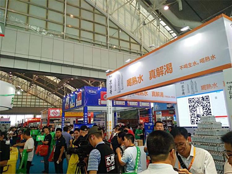 第八届南京糖酒交易会将于8月5日开幕