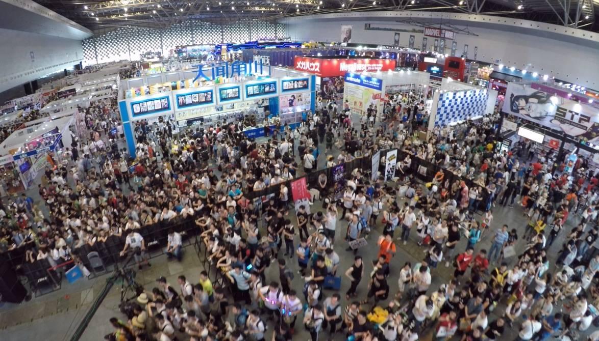 第16届中国动漫游戏博览会将如期开幕