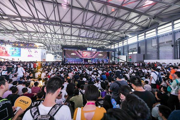 ChinaJoy | 推动电脑行业变化的加速器