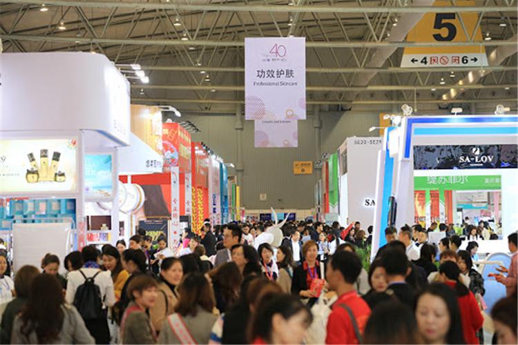 第43届成都美博会CCBE逾600家企业参展
