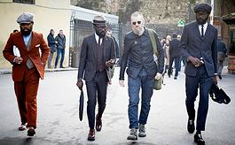 因参展品牌数量不足,2020年意大利男装展宣布取消