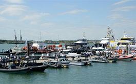 第23届英国海上作业展新展期已确认