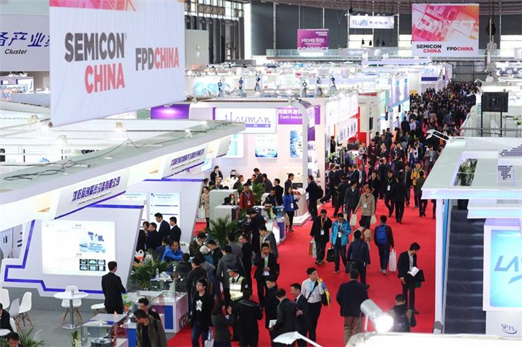 疫后重啟,上海半導體展月底開幕