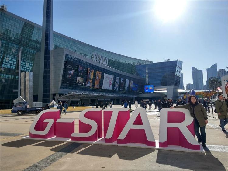 韓國游戲展G-STAR11月舉辦,將線上線下結合進行