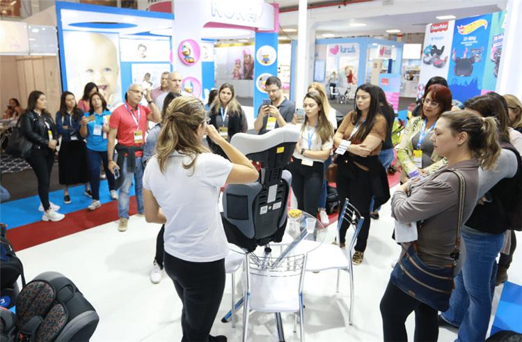巴西婴童用品展与童装展将延期至2021年4月份